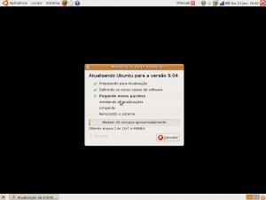 up ubuntu